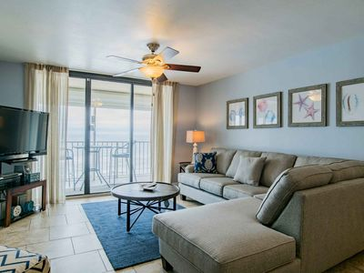 Photo for Gulf Front Condo at Summerchase ~ Incredible Views, Beachfront & Indoor Pools!