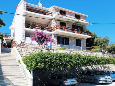 Photo for Apartment Martina (KOR300) in Korcula/Korcula - 6 persons, 3 bedrooms