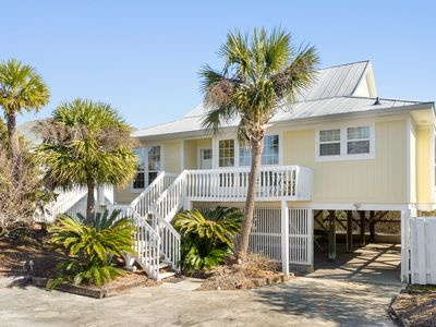 Photo for Second Row - Private Boardwalk - Ocean View and Pet Friendly