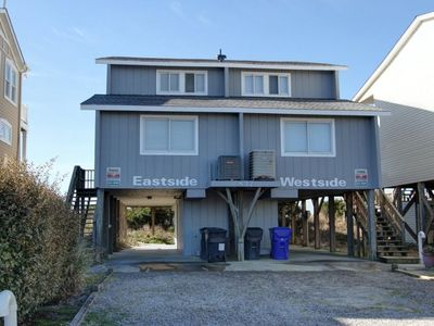 Photo for Charming Oceanfront Duplex!
