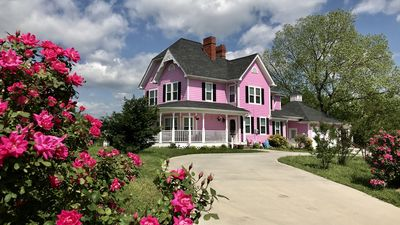 Photo for Smoky Mountain Historic Home ON the RIVER!