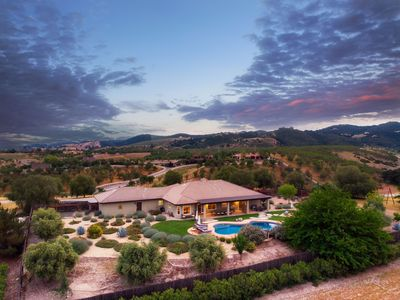 Photo for 7 Acres | Gorgeous Views w/ Pool | 10 Mins to DT Paso Robles ❤︎ by AvantStay