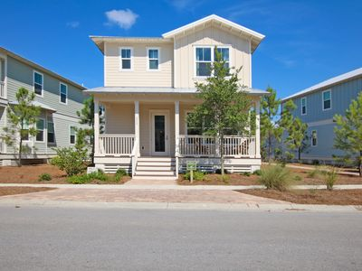 Photo for Gorgeous 3 BR Seagrove Rental In Popular Nature Walk 30A Seagrove Beach
