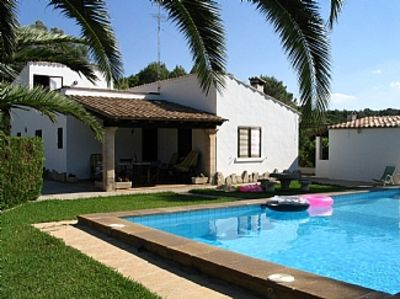 Photo for Villa With Private Pool And Glorious Mountain And Countryside Views