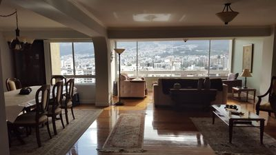 Photo for Beautiful Centrally Located Apartment in Quito