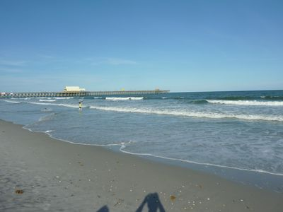 Photo for CHARMING BEACH 2BR/2BA Condo with Beautiful View and Ideal Location