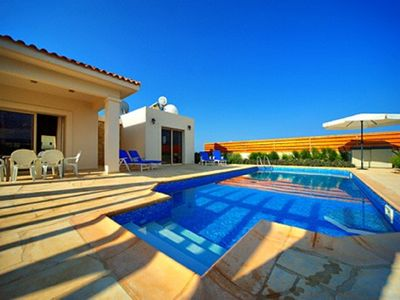 Photo for Cyprus Villa Eleni  300m from Coast