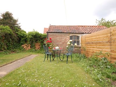 Photo for Abbeydene -  an attractive cottage that is close to the beach & located in beautiful Beeston Common