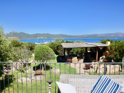 Photo for House in the center of Porto Rotondo with Internet, Air conditioning, Parking, Terrace (911648)