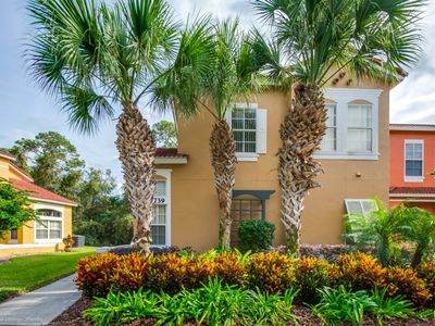 Photo for 2739SKP  Emerald Island 4 Bedroom town home 5 Minutes from Disney