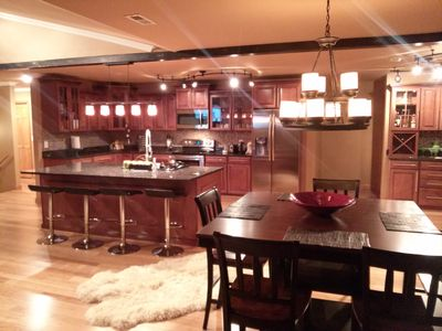 Photo for New Large Upscale Branson Home! For Extended Family Reunion!