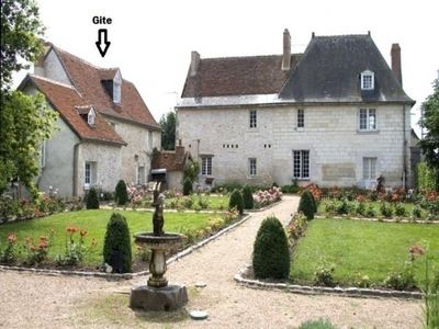 Photo for Gite Villandry, 3 bedrooms, 7 persons