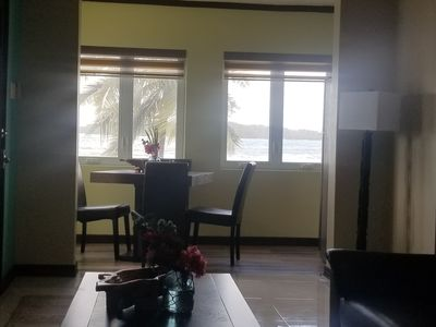 Photo for Modern, newly renovated apartment, in Port Antonio, and in front of the sea.