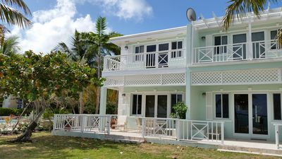 Luxury Beachfront Villa, February Point, George Town, Great Exuma