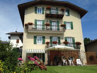 Photo for Apartment for 5 persons in Val di Fiemme