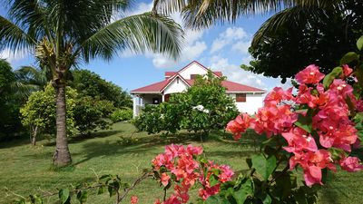 Photo for Villa Christtit 7 mins from the sea, air conditioning, Wi-Fi, 3000 m2 of enclosed land