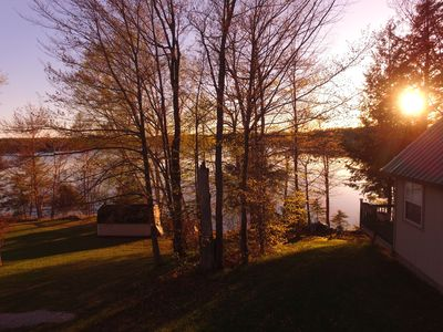 Photo for COLEMAN'S CABIN (McMillan, MI) East Lake: 1 hour from Pictured Rocks & Tahquamenon Falls, Sleeps 4,
