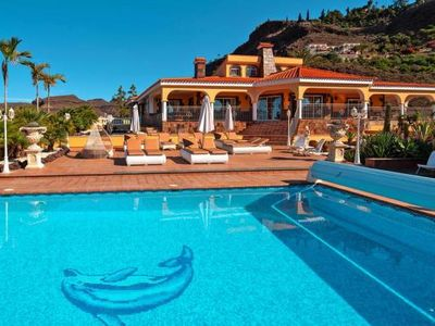 Photo for holiday home, Monte León  in Gran Canaria - 14 persons, 7 bedrooms