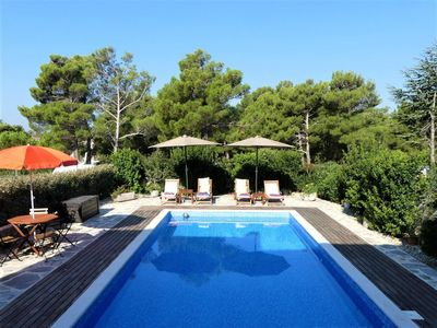 Photo for Holiday house Punat for 6 persons with 3 bedrooms - Holiday house