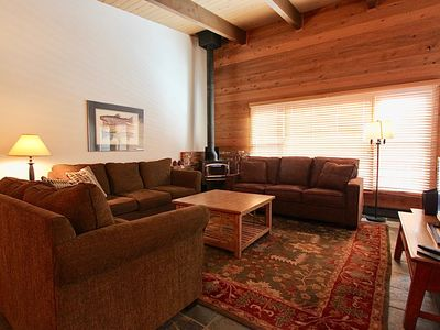 Photo for Chateau D'Oex #6 Mammoth Getaway-sleeps 8-walking distance to the Village!