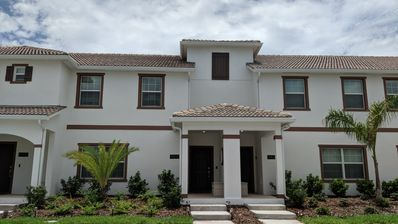 Photo for 4802 LL - 4 Beds Townhome on Storey Lake - up to 11 guests - 10 min from WDW