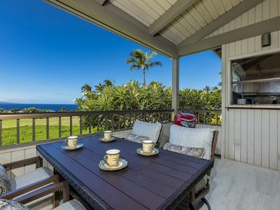 Photo for Premier Unit with Panoramic Ocean Views! Fully Remodeled Wailea Ekolu 1510