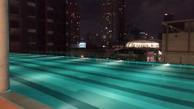 Photo for Luxury Condo with gorgeous 50m swimming pool and sky garden