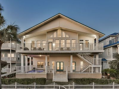 Photo for Wonderful Beach House in Destin Steps from Beach w/ Private Pool! Book Now!