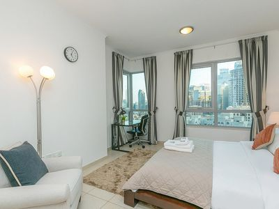 Photo for Large 1 Bed Apartment in The Residences