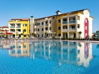 Photo for Apartment Ferienanlage Le Roverelle  in Caorle Lido Altanea, Adriatic Sea / Adria - 5 persons, 1 bedroom