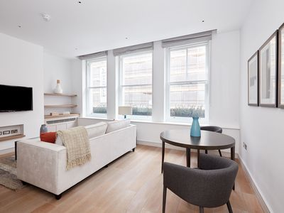 Photo for Charming 1BR in Covent Garden by Sonder