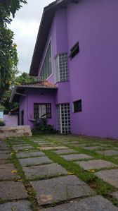 Photo for Maresias house with pool Wi-Fi p 12 people + or - 600 m d PRAIA vacancies 6