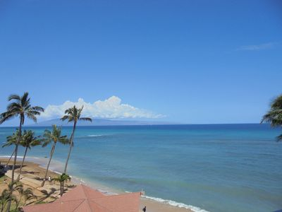 Photo for Royal Kahana 615 Gorgeous Ocean View 1 bedroom Private lanai & WiFi