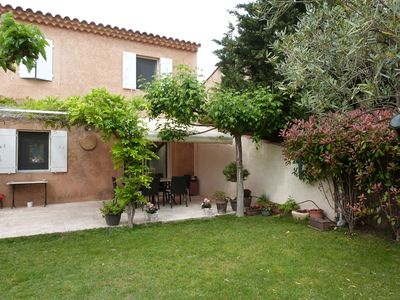 Photo for Charming Villa On The Near Golf AVIGNON, Private Pool