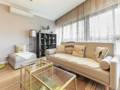 Photo for Gorgeous two bedrooms apartment in Olympic park