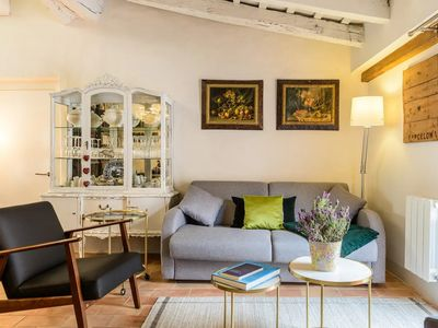 Photo for Fantastic apartment JM 1: Attic with charm, character and harmony