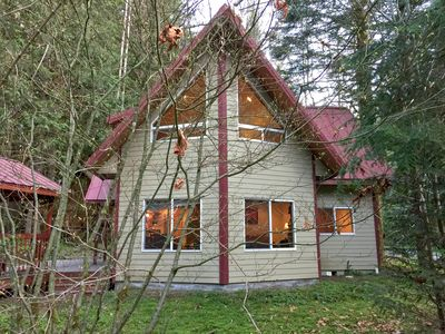 Photo for Mt. Baker Rim Cabin #50 - Welcome to The Thirsty Moose Lodge!