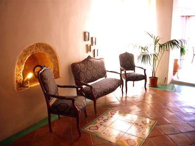Photo for Charming, luminous and big apartment in the historical center of Tropea.