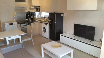 Photo for Apartment 4 people in Golfe Juan with swimming pool