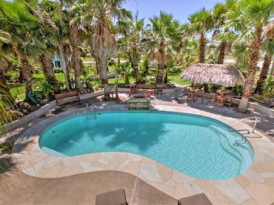 Photo for 'Under the Palms'- Galveston Home w/Private Pool!