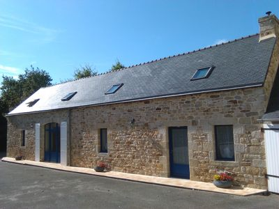 Photo for Beautiful renovated house in the countryside and 10kms from the sea