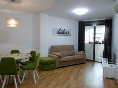 Photo for Ideal apartment for families, 8 people