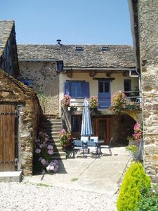 Coquelicot our 3 bedroomed gite