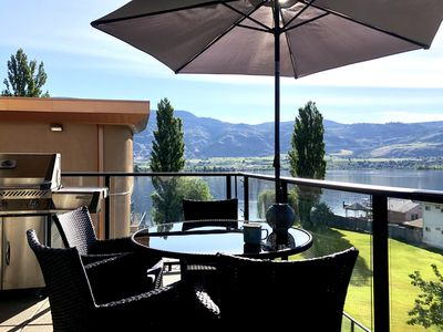 Photo for Osoyoos, Lake View Suite/Water front complex, Pool, Hot Tub and Private beach