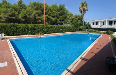 Photo for Holiday apartment in a resort with communal pools