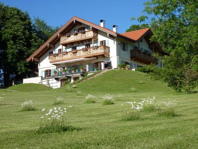 Photo for Near Salzburg, Austria, Luxury Chalet, Sleeps 18