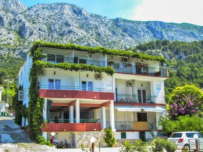 Photo for Apartments Čedomir, (11595), Živogošće, Makarska riviera, Croatia