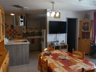 Photo for Apartment 8 people duplex very well equipped Gardette B43 Réallon