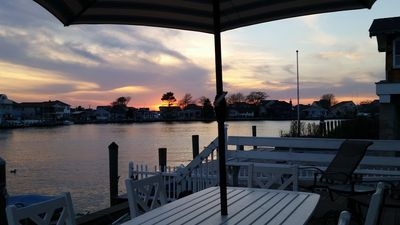 Photo for Enjoy Beach, Bay, Sunsets on the Deck