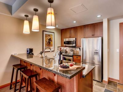 Photo for Best Ski-in/ski-out Location In Snowmass Village, 1 Bed/1 Bath Highend Residence